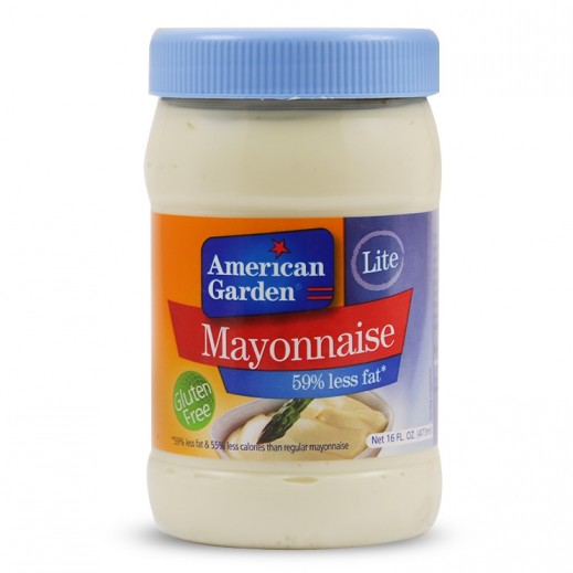 American Garden Mayonnaise Squeeze 340 ml