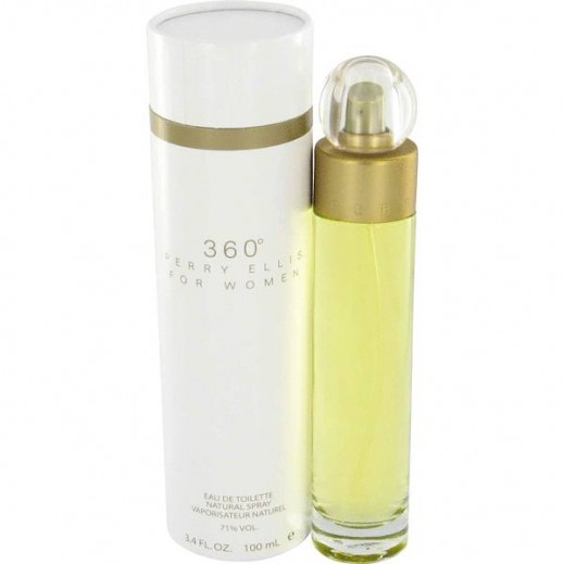 Perry Ellis 360° For Her EDT 100ml