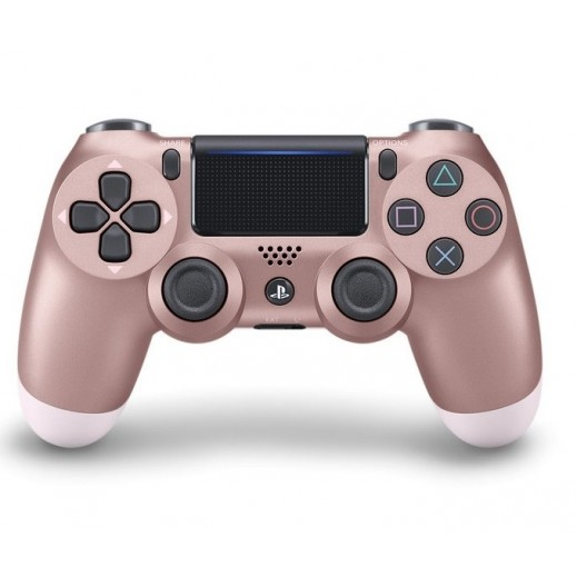 Sony PlayStation 4 Dualshock 4 Wireless Controller - Rose Gold