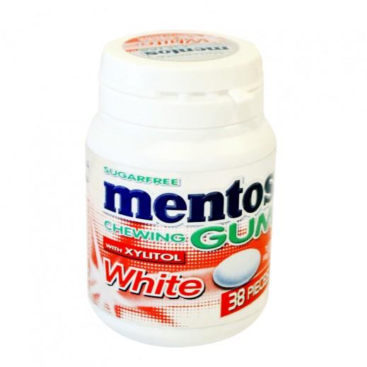 Mentos Tutti Fruity White Chewing Gum 54 g