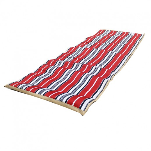 Sadu Foldable Easy Carry Sleep Mat 75 cm x 2.0 m (Assorted colors)