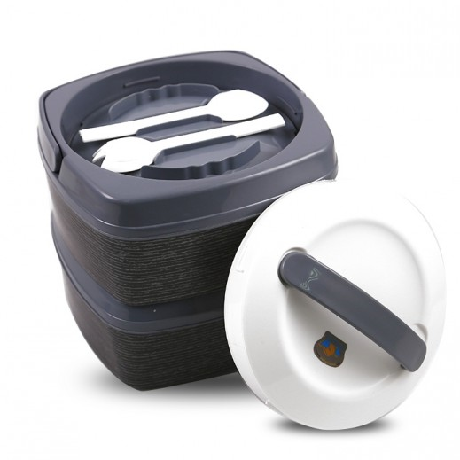 Milton Travel Mate 2 Insulated Casserole with 2 Tier