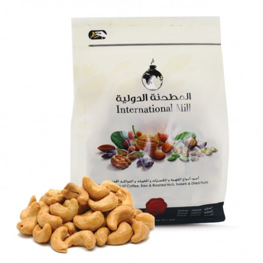 International Mill Roasted Cashews Salted 250g