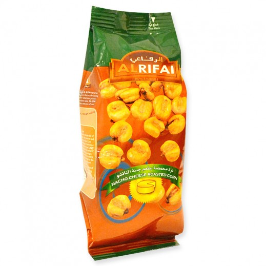 Al Rifai Nacho Cheese Rosted Pop Corn 125 g