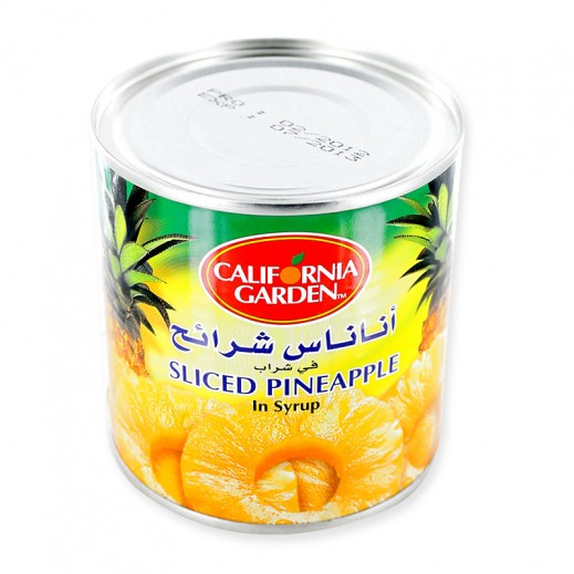 California Garden Sliced Pineapple 425 g
