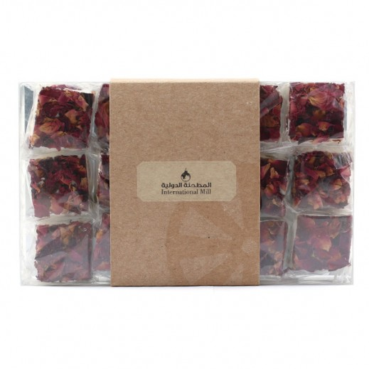 International Mill Nougat Flowers with Pistachio 250 g