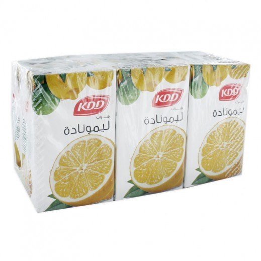 KDD Lemonade Drink 6x250 ml