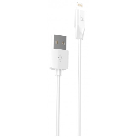 HOCO Rapid Charging Lightning Cable 3m White