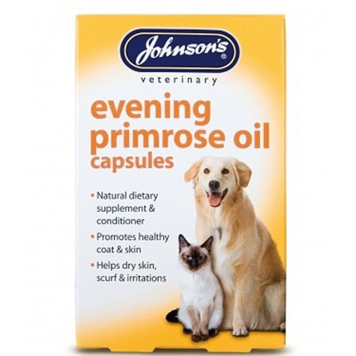 Johnson's Evening Primrose Oil 60 Capsules
