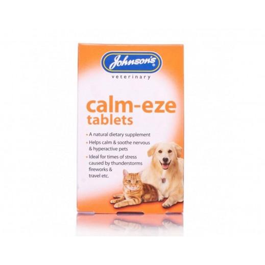 Johnsons Veterinary Calm Eze 36 Tablets