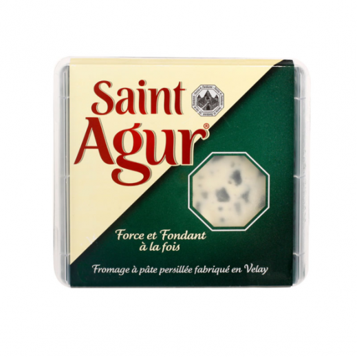 Bongrain Saint Agur Portion Cheese 125 g