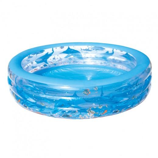 Bestway Deluxe Crystal Pool (229 x 56 cm)