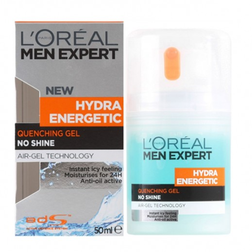 L'Oreal Men Expert Hydra Energetic Quenching Gel 50 ml