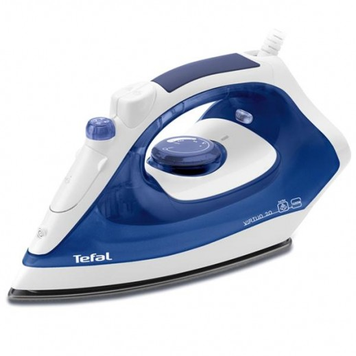Tefal Virtuo Steam Iron 1400W Blue