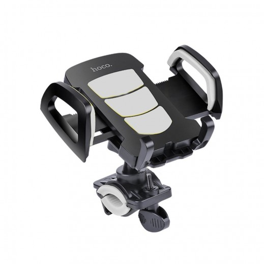 Hoco Bicycle Phone Mount - Black & Grey