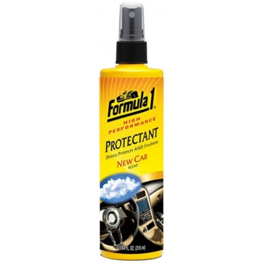 Formula 1 Protectant New Car Scent 118ml