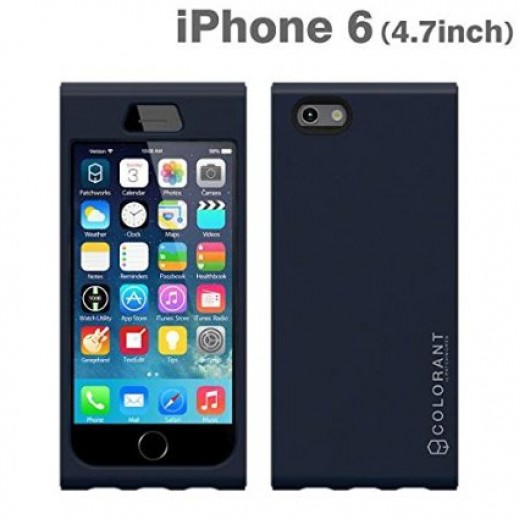 Colorant Link case For Iphone 6 - Navy