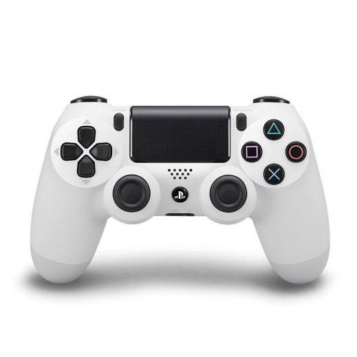 Sony Playstation 4 DualShock 4 Wireless Controller - Glacier White