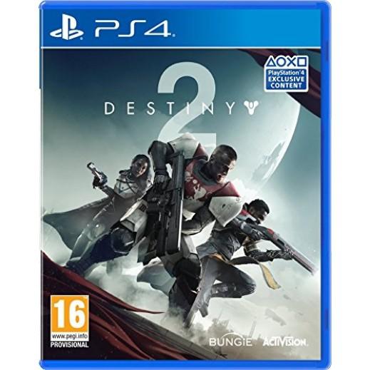 Destiny 2 for PS4 - PAL