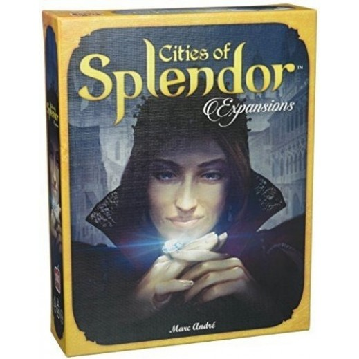 Splendor - Cities of Splendor Expansion