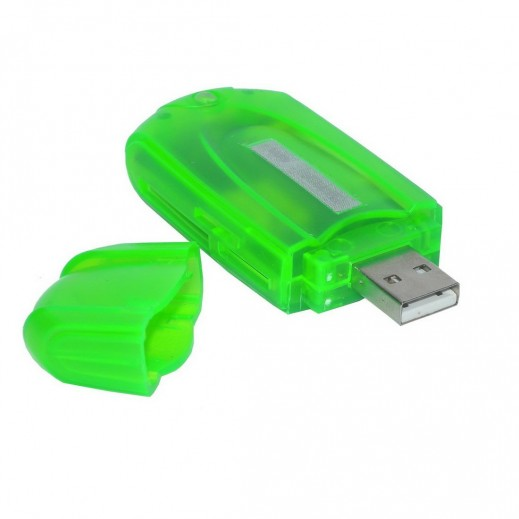 Siyoteam Hi-Speed - 43-In-1 Memory Card Reader - USB 2.0