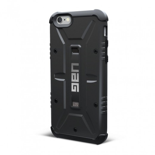 UAG Composite Case 4.7 Screen For Iphone 6/6S Black 858539003814