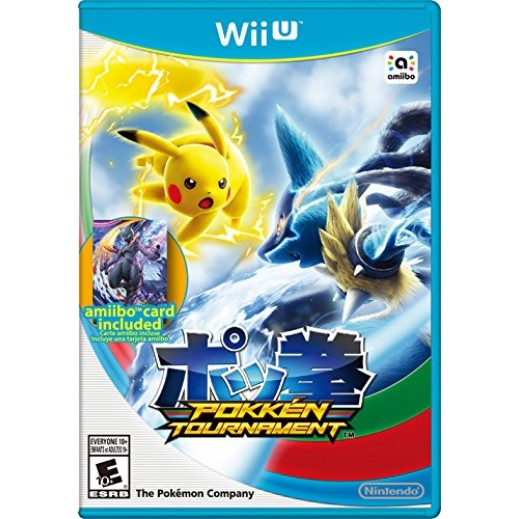 Pokken Tournament for Nintendo Wii U - NTSC