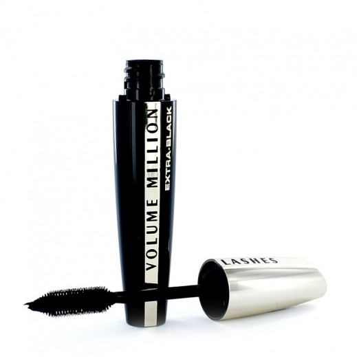 L'oreal Volume Collagen Million Lashes Mascara With Color of Extra Black