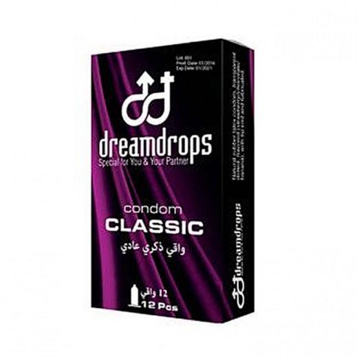 Dreamdrops Classic Condom 12 Pieces