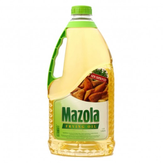 Mazola Frying Cooking Oil 1.8 L