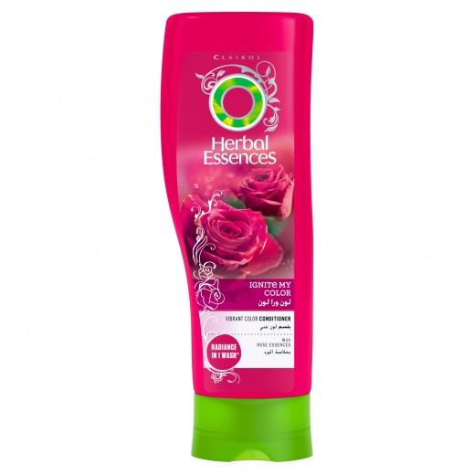 Herbal Essences Iginate My Color Rose Conditioner 360 ml