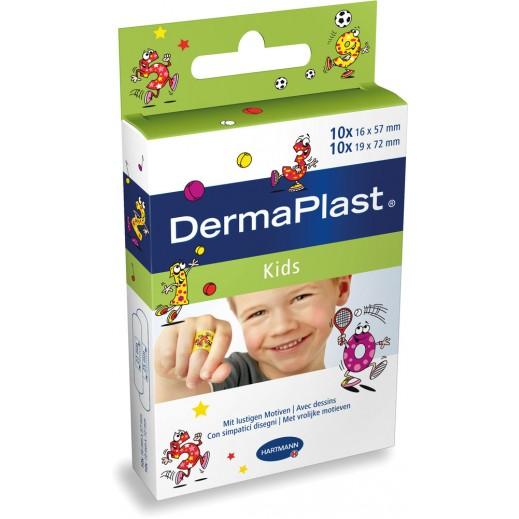 Hartmann Dermaplast Kids Plaster 20 Pieces