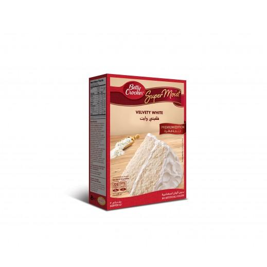 Betty Crocker Super Moist White Cake Mix 510 g
