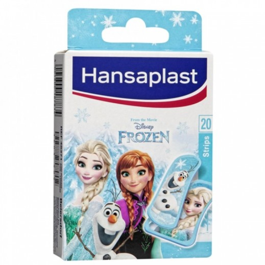 Hansaplast Frozen Strips 20 Pieces