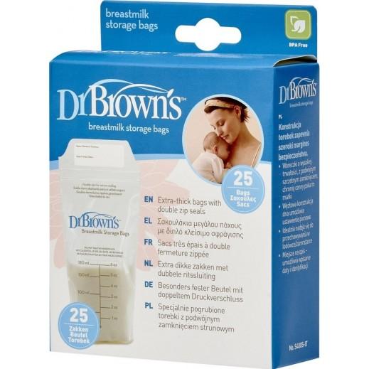 Dr. Brown's Breastmilk Storage Bag 180 ml
