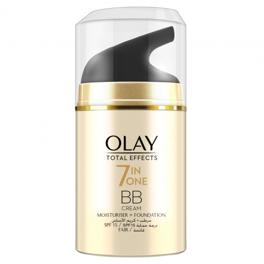 Olay Total Effects 7in1 BB Cream Fair Shade with SPF 15 50ml