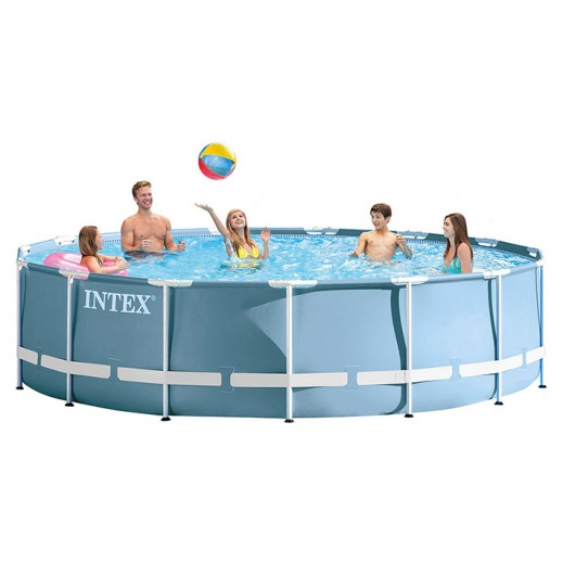 Intex Prism Frame Pool Set (457x84cm) - delivered by Safari House