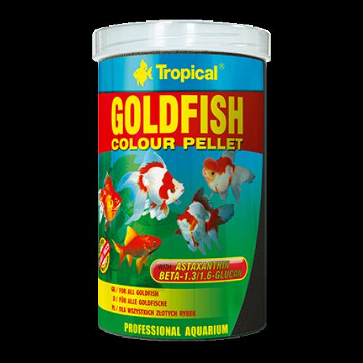 Tropical Gold Fish Colour Pellet 90 g
