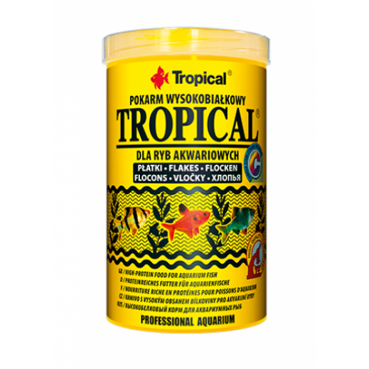 Tropical Tin Fish Food 100 g