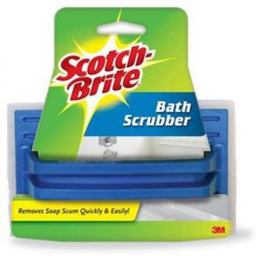 Scotch-Brite Handled Bath Scrub