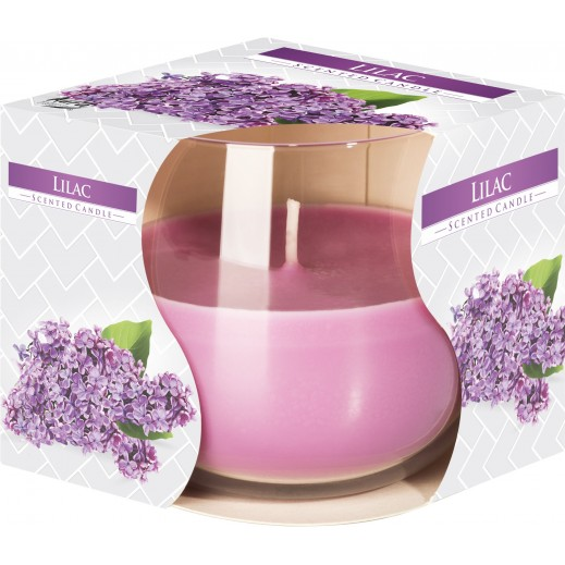 Aura Scented Candle Lilac 130 g