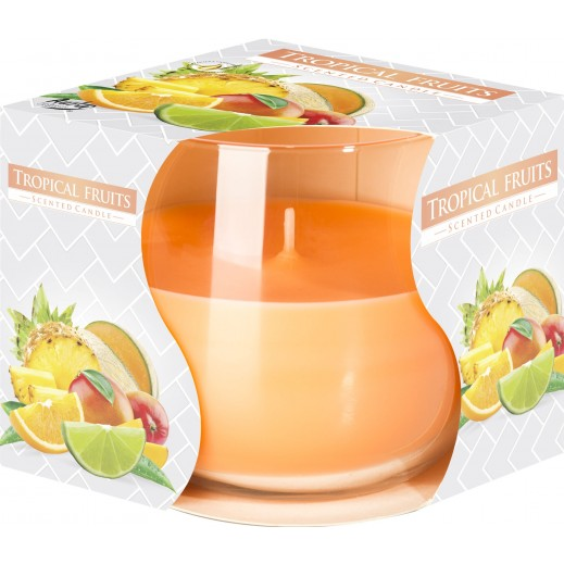Aura Scented Candle Tropical Fruits 130 g
