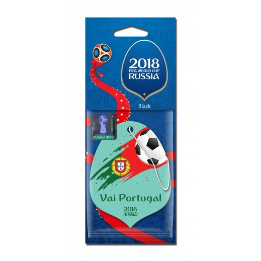 Aroma Car Freshener World Cup Fifa 2018 - Portugal