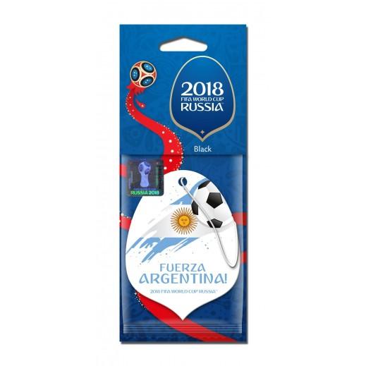 Aroma Car Freshener World Cup Fifa 2018 - Argentina