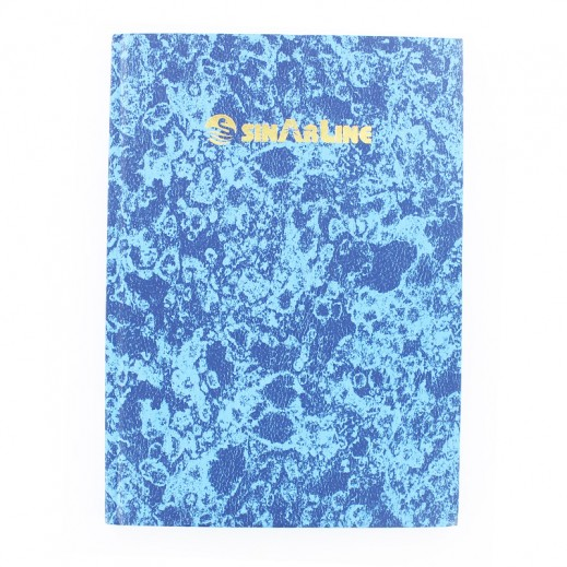 Sinarline A4 Register Book 4QR