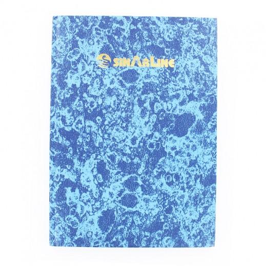 Sinarline A4 Register Book 2QR