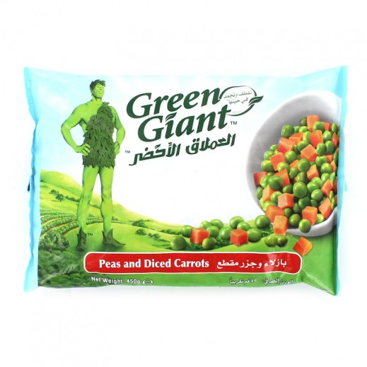 Green Giant Frozen Carrots and Peas 450 g
