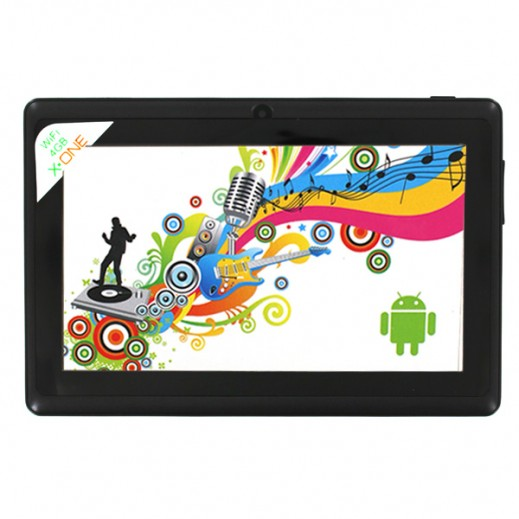 X-ONE Tablet 7 4GB WIFI White