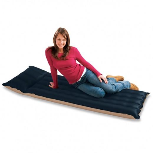 Intex Inflatable Fabric Camping Mattress