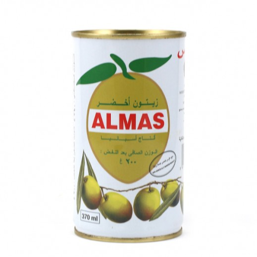Almas Green Olives 200 g